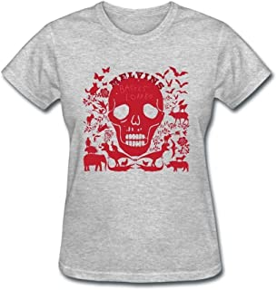 SUNRAIN Women's Melvins Basses Loaded Album T shirt