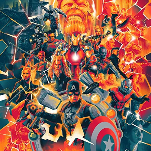 Avengers/Endgame/Original Motion Picture