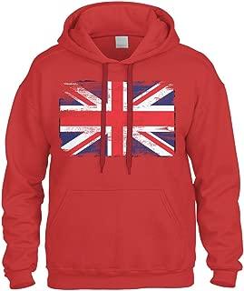 red arsenal hoodie