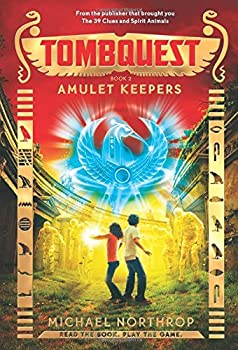 Amulet Keepers 0545723396 Book Cover