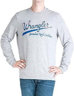 Wrangler Sweatshirt Logo