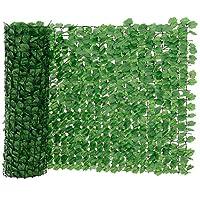 Farbe [grün] Motiv [Efeu - Blätter] Maße [100 x 300 cm] Material [(Blätter): 100 % Polyester (Netz): Kunststoff und Eisendraht] Markenware aus dem Hause [neu.haus]