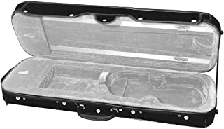 PURE GEWA Estuches para violín CVK 01 negro para tamaño 3/4