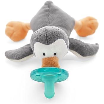 WubbaNub Infant Pacifier - Baby Penguin