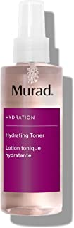 Murad Hydration Hydrating Toner - Alcohol-Free Facial Toner Replenishes Moisture - Clarifying Toner Mist, 6 Fl Oz (Packagi...