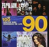 Los 100 Discos más Vendidos de los 90 (Panorama Musical)
