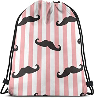 Best pink mustache backpack Reviews