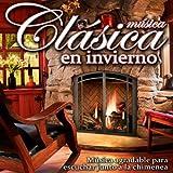Música agradable para escuchar junto a la chimenea. música Clásica en invierno
