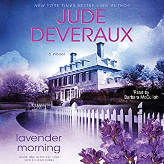 Lavender Morning audiobook cover art