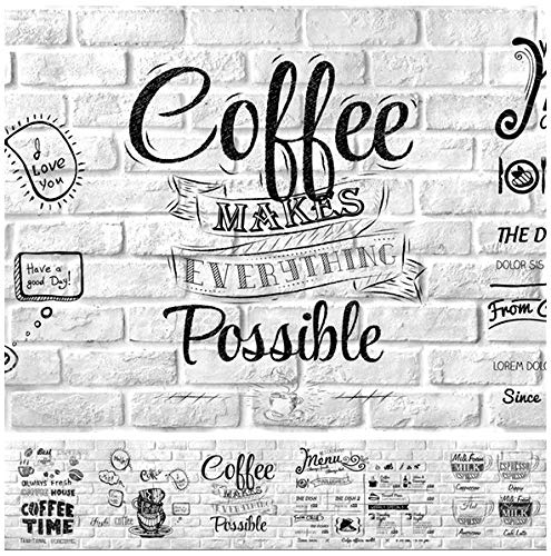 Rodnik Küchenrückwand -300 cm -Spritzschutz - ABS Kunststoff mit UV-DIREKTdruck-Kaffee-Wandverkleidung (Coffee Menu)