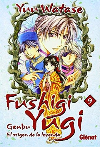 Fushigi Yugi Genbu 9 El origen del la leyenda / The Origin of Legend