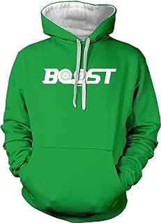 Boost - Twin Turbo Street Racing Unisex Hoodie Sweatshirt