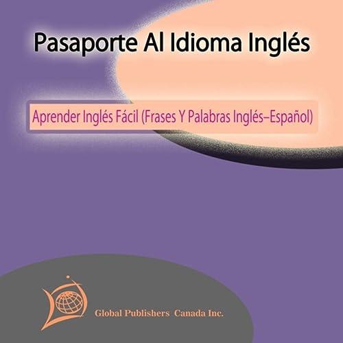 Pasaporte Al Idioma Inglés Aprender Inglés Fácil Frases Y Palabras