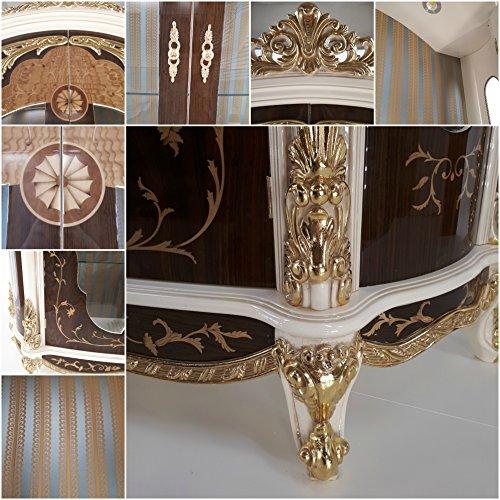 Klassisch luxuriöses Esszimmer set – Bild 4*