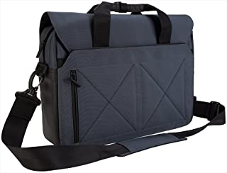 Targus T-1211 Topload Case for 15.6-Inch Laptops, Gray (TBT25304)