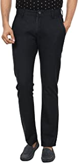 FEVER Men's Chino Casual Trousers