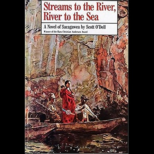 Streams to the River, River to the Sea audiobook cover art