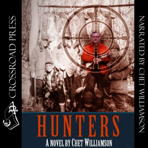 Hunters audiobook cover art