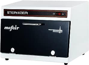 Mefeir 11L UV Salon Towel Tool Sterilizer Cabinet for Beauty Barber Tattoo Massage Nail Tool - 11L NO Heating Function