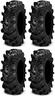 Full set of ITP Cryptid (6ply) 30x9-14 ATV Tires (4)