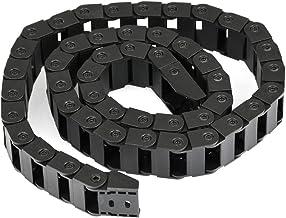 YOTINO Sleepketting voor kabelgeleiding kabelslepketting hoogwaardige energieketting sleepketting voor 3D-printers (10 * 2...