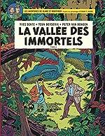 Blake & Mortimer - Tome 26 - Vallée des Immortels (La) - Tome 2 - Millième Bras du Mékong (Le) de Sente Yves