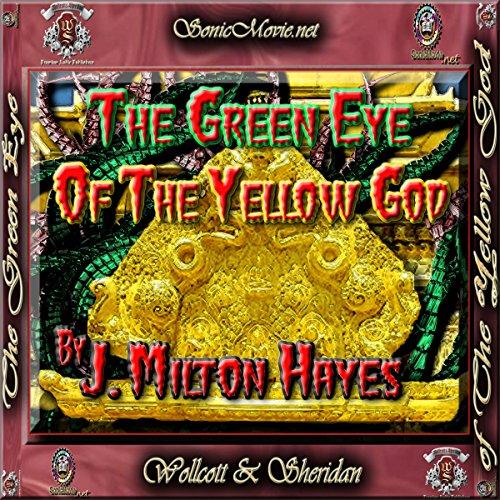 The Green Eye of the Yellow God Titelbild