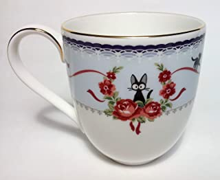 Noritake Kiki's Delivery Service Jiji Mug cup Blue Studio Ghibli MJ58186/H-613L