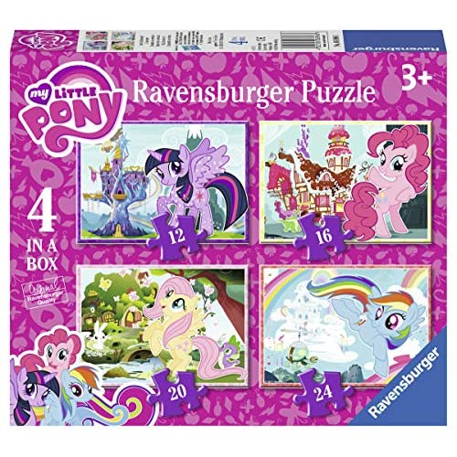 Ravensburger Italy Puzzle in a Box My Little Pony, 06896 8