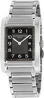 Hampton Quartz Movement Black Dial Ladies Watch M0A10021