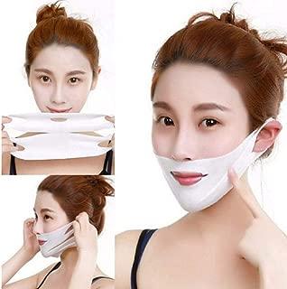 FINEjuyudd Women V Face Face Mask Slimming V Shape Facial Sheet Skin Care Mask 10pcs/Set