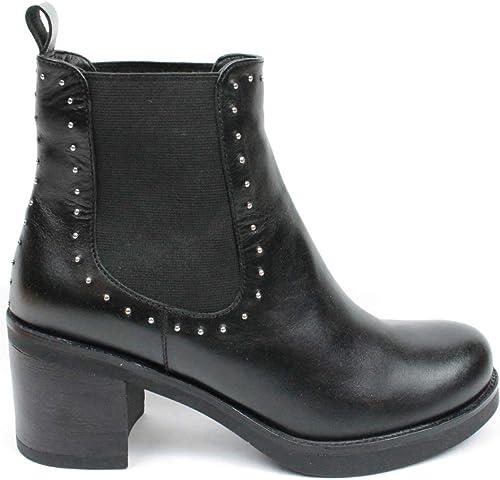 06 MILANO PTR0009_1-P - zapatos de Cordones para mujer