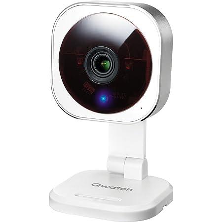 アイ・オー・データ ネットワークカメラ スマホ 見守り WiFiカメラ 暗視撮影 音声通話 動作検知 土日サポート 返金保証 日本メーカー TS-NS110W