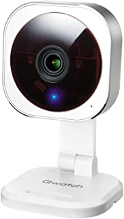 I-O DATA ネットワークカメラ スマホ 見守り WiFiカメラ 暗視撮影 音声通話 動作検知 土日サポート 返金保証 TS-NS110W