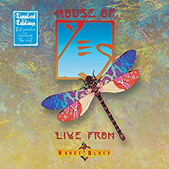 House of Yes  Live From House Of Blues [Translucent Blue 3 LP]