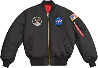 Best black bomber jacket with patches Reviews