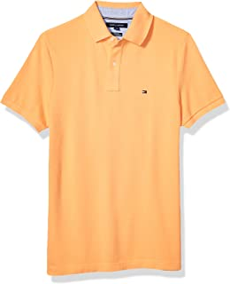 Men's Short Sleeve Polo Shirt in Custom Fit