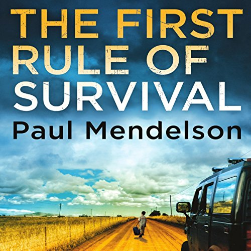 The First Rule of Survival audiobook cover art