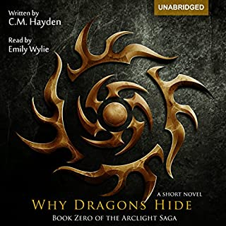 Why Dragons Hide cover art