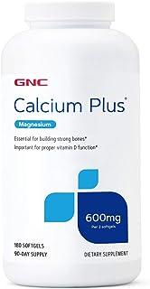 GNC Calcium Plus Magnesium