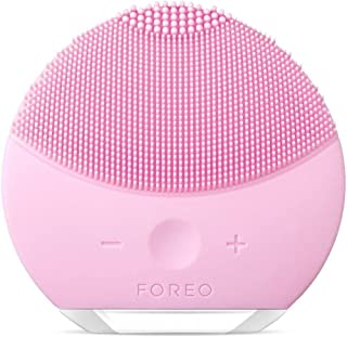 FOREO Luna Mini Facial Cleansing Brush Pink MUF