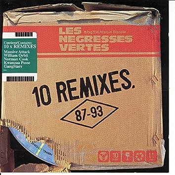 10 Remixes 87-93