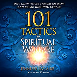 101 Tactics for Spiritual Warfare audiobook cover art