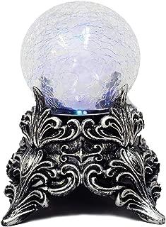 Crackle-Look Crystal Ball Mystic Horror Theme Party Halloween Decoration