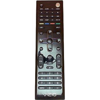 """NEW Original Vizio VR10 LCD HDTV Remote Control 098GRABD7NEVZJ for 19/"""" ~ 55/"""" TV"""