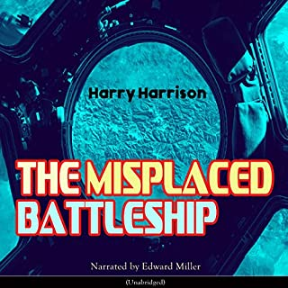 The Misplaced Battleship cover art