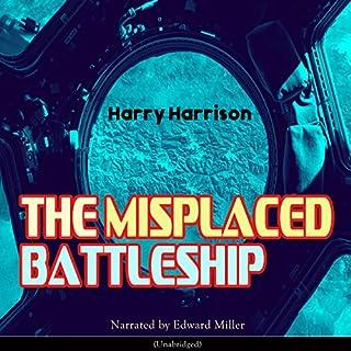 The Misplaced Battleship audiobook cover art