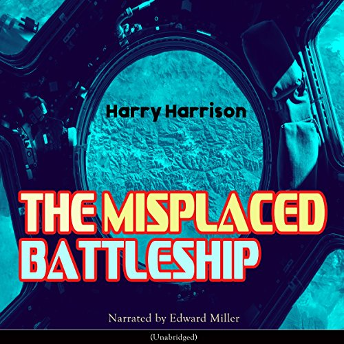 The Misplaced Battleship audiobook cover art