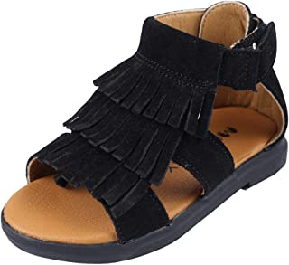Best leather rubber sole sandals Reviews
