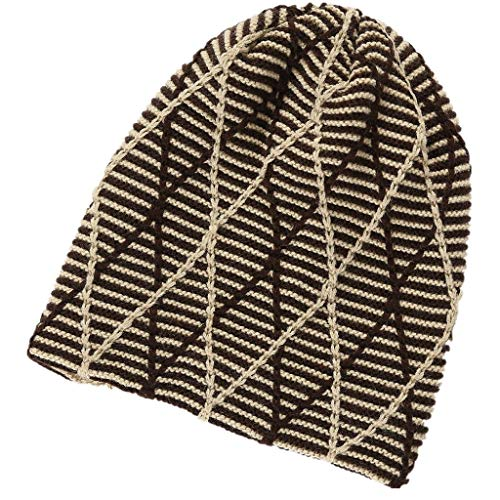 Learn More About NotingBuss-Home Knit Beanie Thick Soft & Warm Chunky Beanie Hats Headwear Ladies Wi...
